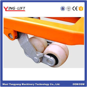 Manual Pallet Truck Cart Ying-Lift Yld30A pictures & photos
