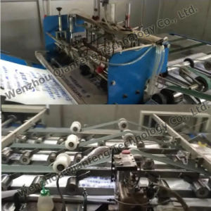 Automatic Cutting and Sewing Machine for PP Woven Bag pictures & photos