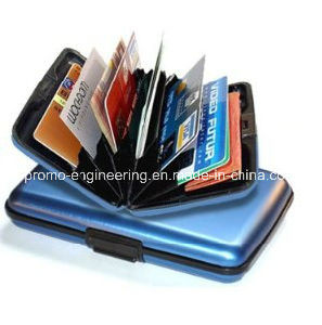 New Design Aluminum Business Card Case, Credit Card Case pictures & photos