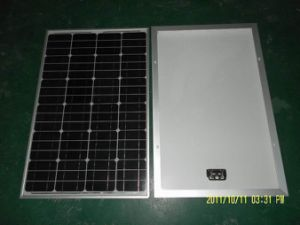 Your Best Choice! ! ! 80W 18V Mono Solar Panel PV Module High Performance with Cheap Price pictures & photos