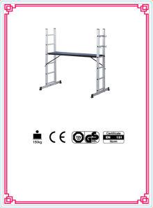 Aluminium Combination Ladders with Platform pictures & photos
