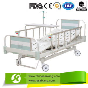 High Quality ICU Bed with Dining Table pictures & photos