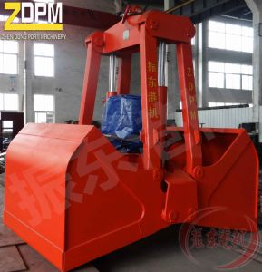 Electric Hydraulic Grab with Double Rope pictures & photos