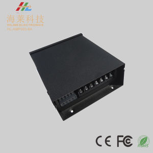 5-24VDC 8A*3channels Metal Rainproof LED PWM Power Repeater Amplifier Driver pictures & photos