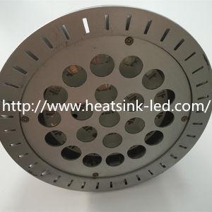 Precison Die Casting Alloy Spotlight LED Aluminum Heat Sink pictures & photos
