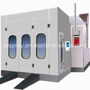 Excellent Powder Coating Spray Booths with Riello Burner pictures & photos