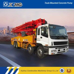 XCMG Official Manufacturer Hb46A 46m Truck Mounted Concrete Hydraulic Pump pictures & photos