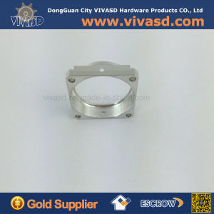 Aluminium Filler Piece CNC Milling Parts pictures & photos