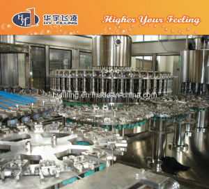 Beverage Hot Filling Line From Hy-Filling pictures & photos