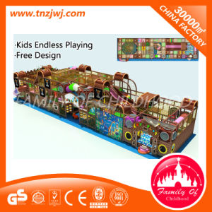 Kids Indoor Play Maze Indoor Playground pictures & photos