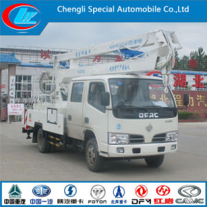Dongfeng 4X2 High Platform Truck for Sale pictures & photos