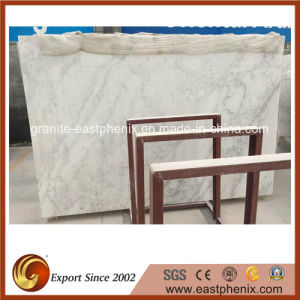 White Marble Slab for Commercial Decoration pictures & photos
