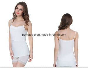 High Quality Feeding Singlet Women Wear Anti-Radiation Maternity Wear pictures & photos