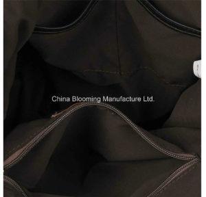 Leisure Cross Body Laptop Sling Canvas Shoulder Messenger Bag pictures & photos