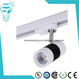 12W Accent Citizen High CRI Dimmable COB LED Track Light pictures & photos