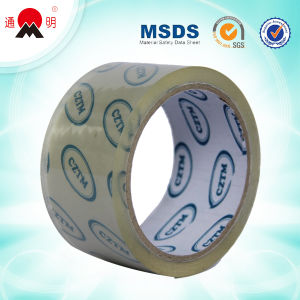 Strong Adhesive Acrylic BOPP Sealing Tape pictures & photos