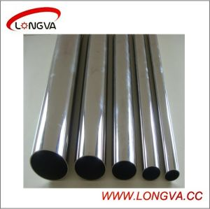 Sanitary Stainless Steel Welded Seamless Tube pictures & photos