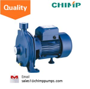 100% Copper Wire Motor Centrifugal Clean Water Pump pictures & photos