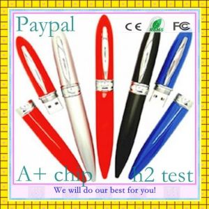 Promotional High Quality Laser Pointer Sports USB Pen Drive (GC-P005) pictures & photos