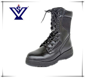 New Arrival Army Combat Boots with High Quality (SYSG-008) pictures & photos