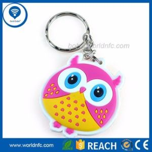 China Manufacture S50 Compatible 1k RFID Keyfob/ Keychain/ Key Tag for Chirdren pictures & photos