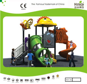 Kaiqi Small Cartoon Series Children′s Outdoor Playground with TUV En1176 (KQ20035A) pictures & photos