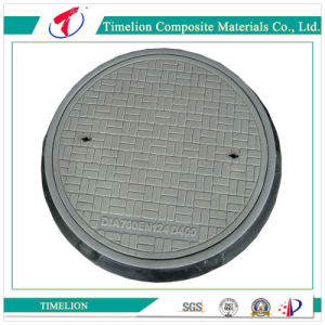 FRP Ditch Manhole Cover for Drainage System En124 SGS pictures & photos
