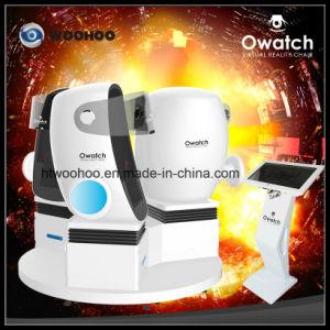 Vr Cinema 2 Seat 9d Cinema Simulator Equipment pictures & photos
