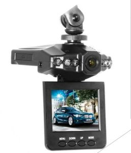 High Definition 2.5′′tft External Lithium-Battery Digital Car Camera