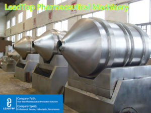High Efficient Two Dimensional Powder Mixer pictures & photos
