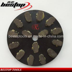 D250mm 800# Stone Grinding Abrasive Disc for Granite Slab Polishing pictures & photos