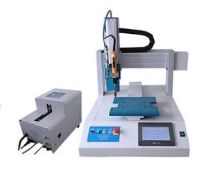 Auto Single-Axis Single-Driver Desktop Screwing Machine (FC-103)