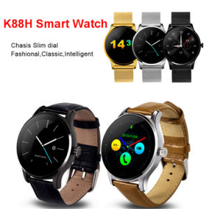 Gelbert Stainless Steel Bluetooth Smart Watch for Gift pictures & photos