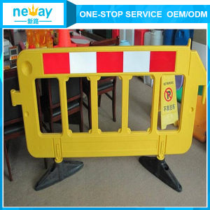 China Manufacturer of PE Hollow Barrier, Plastic Barrier pictures & photos