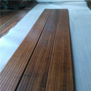 Oiled Prefinished Good Density Solid Bamboo Decking for Outdoor pictures & photos