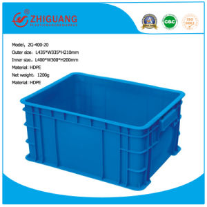 Custom Made High Quality Plastic Turnover Box pictures & photos