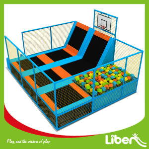 Hot Outdoor Gymnastic Trampoline Park pictures & photos