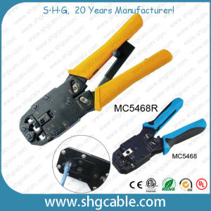 Profession Modular Plug Crimper for LAN Cable Cat5e 8p8c RJ45 Connector pictures & photos