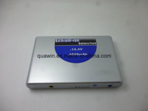 14.4V 4500mAh Lithium-Ion Battery External Notebook Batteries pictures & photos