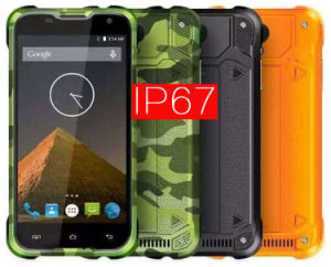 5inch Rugged Smart Phone Mt6735 Quad Core pictures & photos