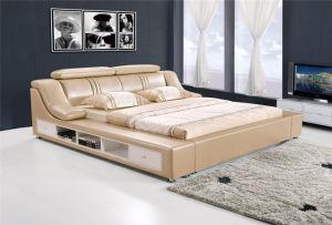 Popular Bedroom Furniture Bedroom Bed pictures & photos