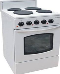 CE, UL Certificate 4 Burner Hotplate Free Standing Oven pictures & photos