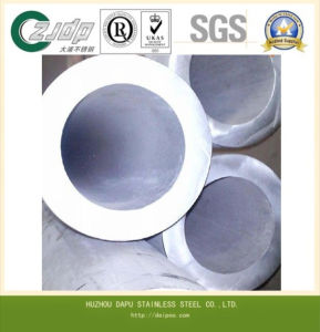 Circle Stainless Steel Pipe ASTM 304L, 316, 316L pictures & photos