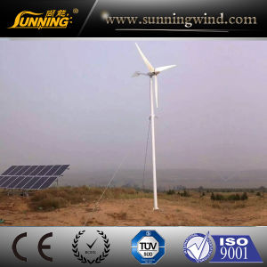 Home Use 600W Wind Turbine Generator {Max 600W} pictures & photos