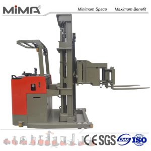 Mima Electric Vna Forklift Truck with 1500kg 5000mm pictures & photos