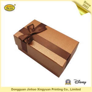 OEM Factory Paper Packaging Box for Gift & Garments (JHXY-PB0011) pictures & photos