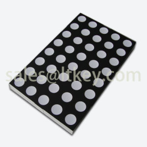 4.6 Inch 5X8 LED DOT Matrix pictures & photos