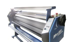 (MF1700-M5) Automatic Hot Selling Heat Assist Roll to Roll Cold Laminator pictures & photos