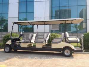 Good Quality 8 Passengers Electric Golf ATV with DC System Motor pictures & photos