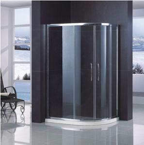 off-Quadrant Shower Door